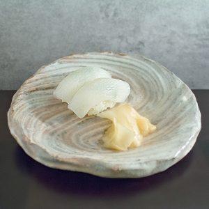 Sushis (2 pcs) Blanc de seiche €11,00