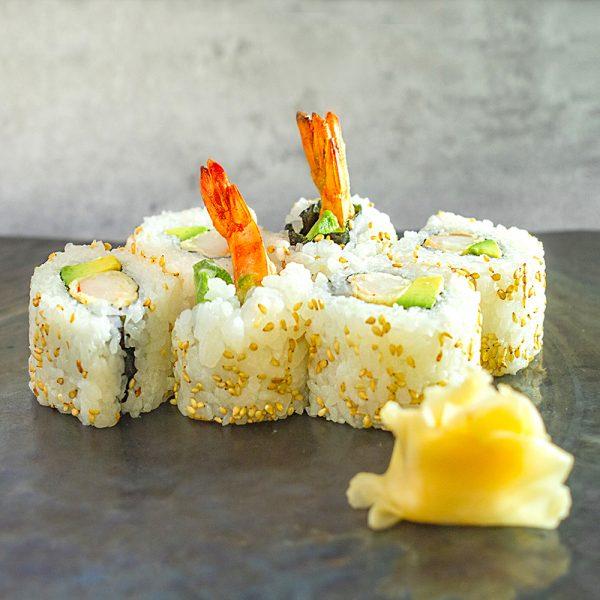 California tempura crevette €18,00