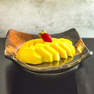 Salade de mangues fraiches