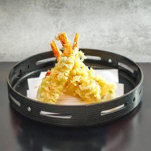 Tempuras de crevettes