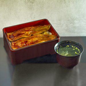 Menu Anguille grillée sur riz €34,00