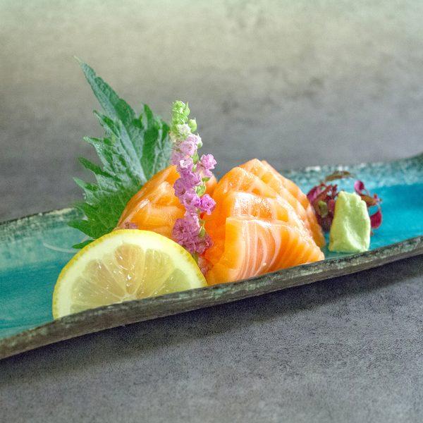 Sashimis (12 pcs) Saumon / Salmon 17€